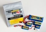 LiPo Battery Packs